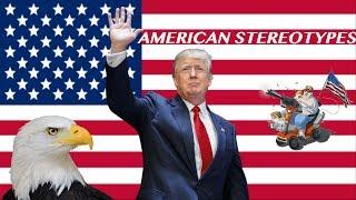 AMERICAN STEREOTYPES/ Проверяем Американские Стереотипы!