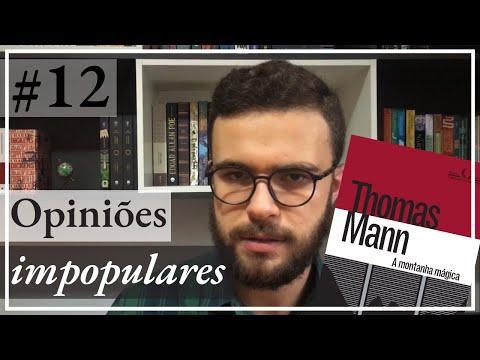 Livro #12 | A MONTANHA MÁGICA, de Thomas Mann