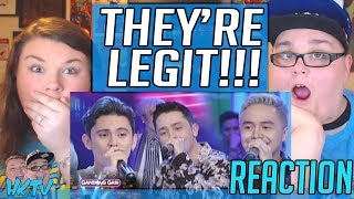GGV: James Reid, Bret Jackson, and Sam Concepcion sing 'On Top' REACTION!!