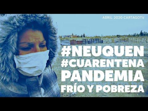Pandemia, frío y pobreza: El aguante de los crianceros de Nueva Esperanza