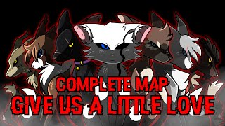 Give Us a Little Love [COMPLETE Dark Forest Weekend MAP]