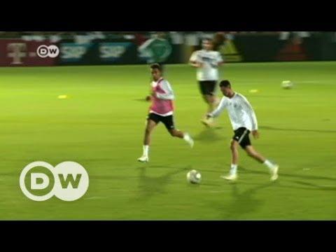 German kids still love their national soccer team