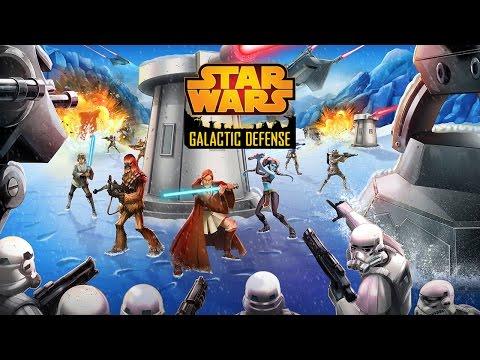 Star Wars ™: Galactic Defense Video