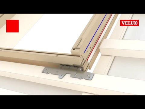 velux ggl ck02 2070 white paint laminated centre pivot. Black Bedroom Furniture Sets. Home Design Ideas