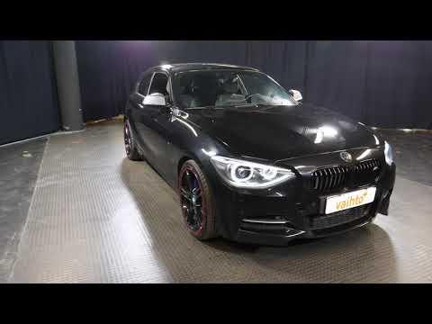 BMW 1-SARJA F21 Autom. 3d - 320 hv, Monikäyttö, Automaatti, Bensiini, NJZ-443