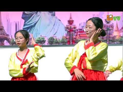 Múa truyền thống Hàn Quốc