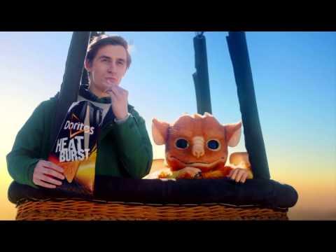 Doritos Commercial for Doritos Heat Burst (2017) (Television Commercial)