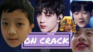 [워너원] LAI GUANLIN ON CRACK