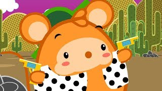 Oo And La | El Raton Vaquero | Canciones Infantiles | Kids TV Español Latino