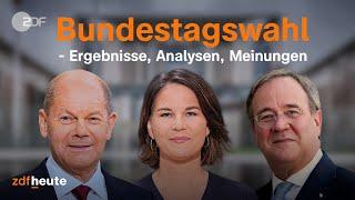 Bundestagswahl: So hat Deutschland gewählt