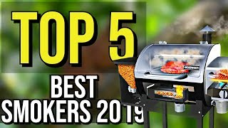 ✅ TOP 5: Best Smoker 2019