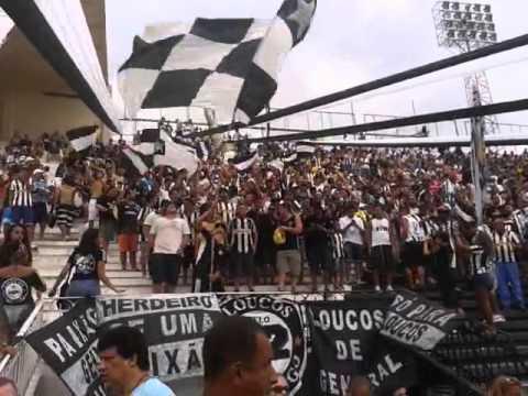 """""""BOTAFOGO TE AMAMOS - LOUCOS PELO BOTAFOGO"""" Barra: Loucos pelo Botafogo • Club: Botafogo"""