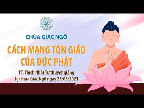 Cách mạng tôn giáo của đức Phật