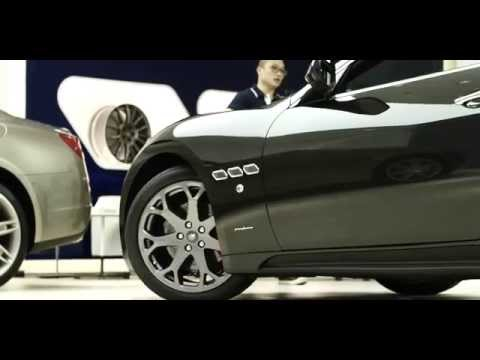 Maserati Flagship Showroom Video