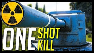 ► ONE SHOT, ONE KILL by FV4005 - World of Tanks FV4005 Stage II Gameplay