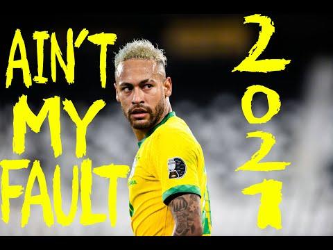 Neymar JR ► Zara Larsson .. Ain't My Fault .. Skills & Goals .. 2021 .. ( HD ) ..