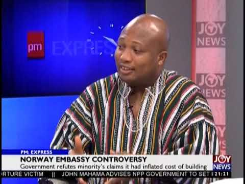Norway Embassy Controversy - PM Express on JoyNews (18-12-18)