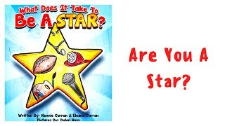 What Does It Take To Be A Star By Rennie Curran