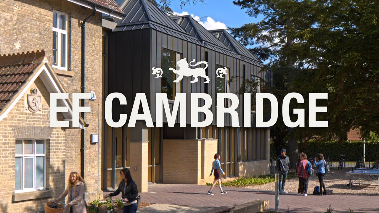 EF Cambridge – Campus Tour