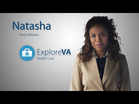 For Natasha, VA's women's health clinic is a one-stop shop serving female Veterans.