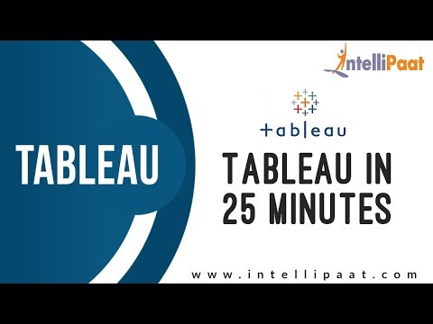Tableau Training in Kolkata - Best Tableau Certification Course