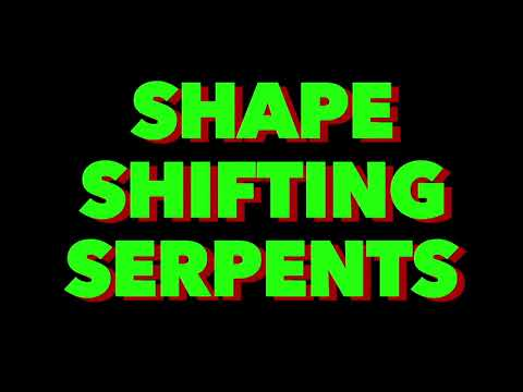Demonic Death Judge - Shapeshifting Serpents (OFFICIAL LYRIC VIDEO) online metal music video by DEMONIC DEATH JUDGE