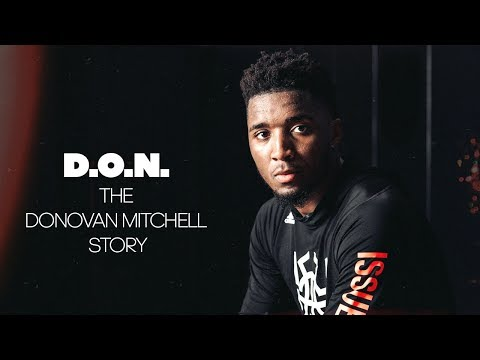 adidas Basketball | Determination Over Negativity | The Donovan Mitchell Story