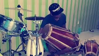 Gambar cover Aisyah ku jatuh cinta koplo - cover rampak percussion