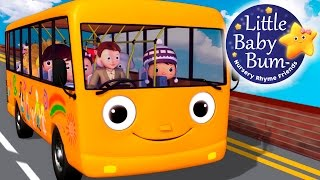 Wheels On The Bus | Part 5 | Little Baby Bum | Nursery Rhymes for Babies | Videos for Kids