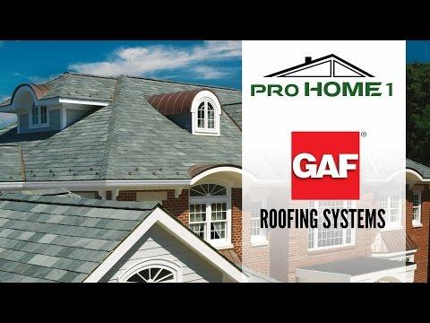 GAF Roofing Shingles