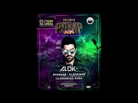 Alok Manaus 2019 - Pump Black Party