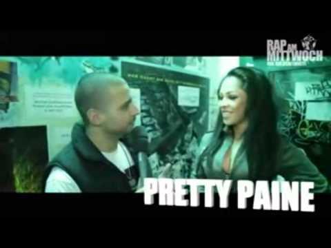 Pretty Paine @ Rap Am Mittwoch Teil 1 (Zusammenschnitt)