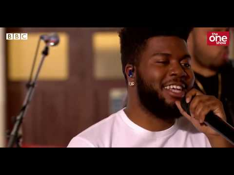Khalid - Talk (Live on The One Show)
