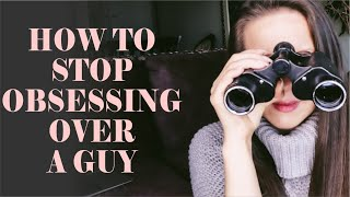 How to Stop Obsessing Over A Man Who Rejected You