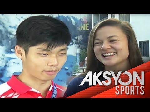 [News5]  Foreign athletes, pinuri ang hosting ng Pilipinas sa 30th SEA Games