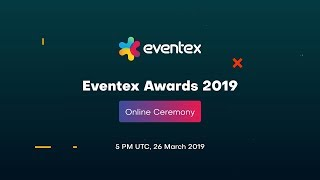 Eventex Awards 2019 - Online Ceremony