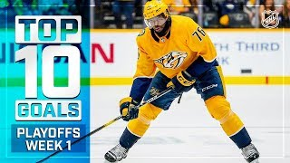 Top 10 Goals of the Week: Playoffs Week 1