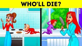 SHARPEN YOUR BRAIN WITH THESE 18 SHORT RIDDLES