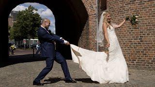 Bruiloft - Louke & Marcel (Short Wedding Movie )