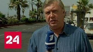 Ушел из жизни журналист-международник Юрий Выборнов