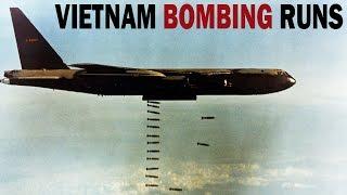 Vietnam War Bombing Runs Over Khe Sanh  1968  US Air Force Documentary