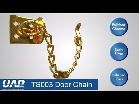 UAP High Security TS003 Door Chain