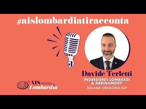 #aislombardiatiracconta - Ingredienti lombardi & Abbinamenti - Salame Cremona IGP