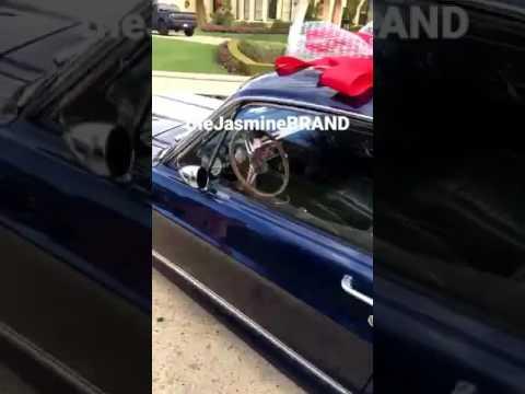 Kris Jenner Gets Boyfriend Corey Gamble A Car For Christmaa