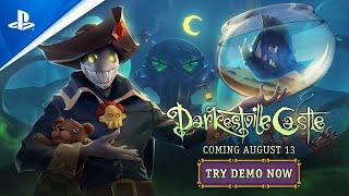 Darkestville Castle - Release Date Announcement Trailer | PS4