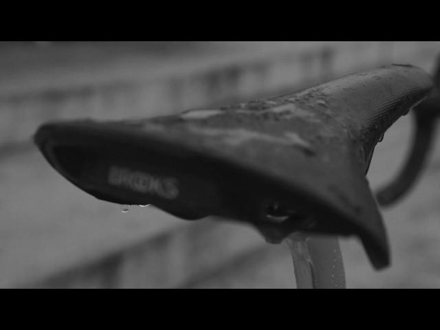 Видео Седло Brooks Cambium C17 ALL WEATHER Orange