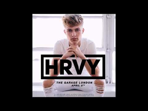 HRVY - I Won't Let You Down - ( 1 hour )
