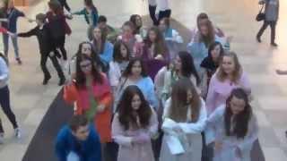 preview picture of video 'Zdrowo Nakręceni (FlashMob ZSSS, Ostrów Wielkopolski)'