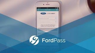 FordPass - Comment utiliser la fonction Ford Credit