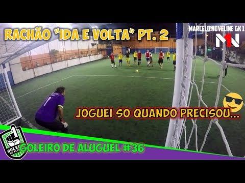 """GOLEIRO DE ALUGUEL #36 - RACHÃO """"IDA E VOLTA"""" PARTE 2"""